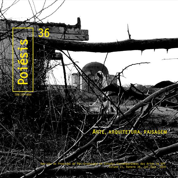 Arte, arquitetura, paisagem [Revista Poiésis 36]