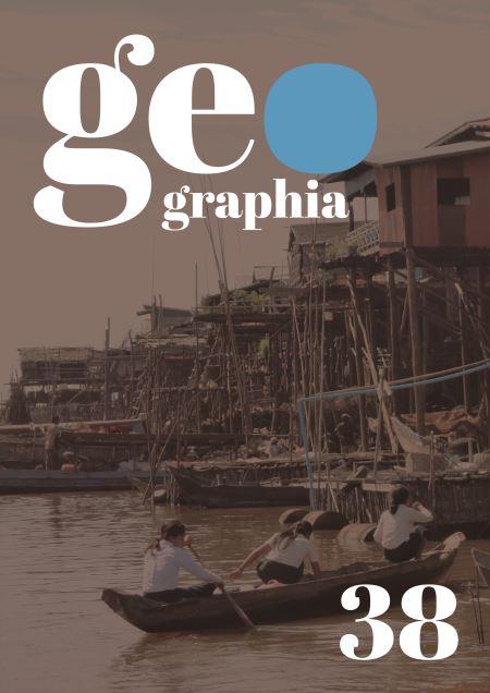 Visualizar v. 18 n. 38 (2016): GEOgraphia
