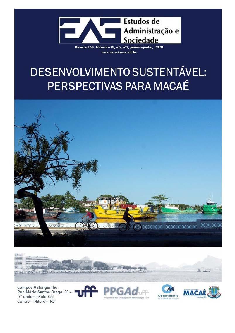 Visualizar v. 5 n. 1 (2020): Desenvolvimento Sustentável: Perspectivas para Macaé