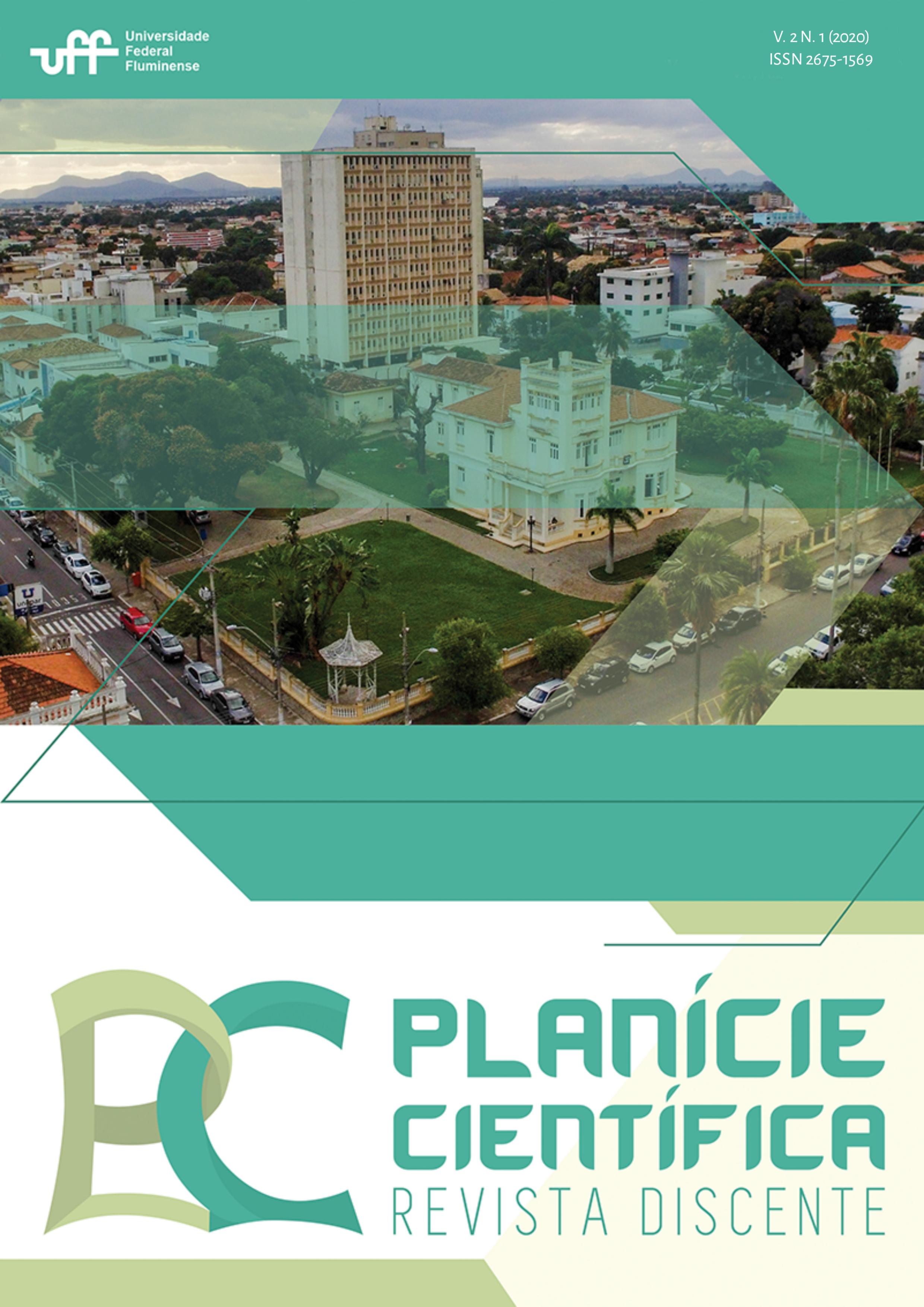 Visualizar v. 2 n. 1 (2020): Revista Discente Planície Científica