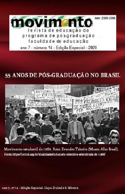 Visualizar v. 7 n. 14 (2020): 55 anos de Pós-Graduação no Brasil