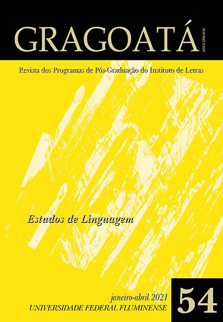 Visualizar v. 26 n. 54 (2021): Línguas em contato: perspectivas sociolinguísticas