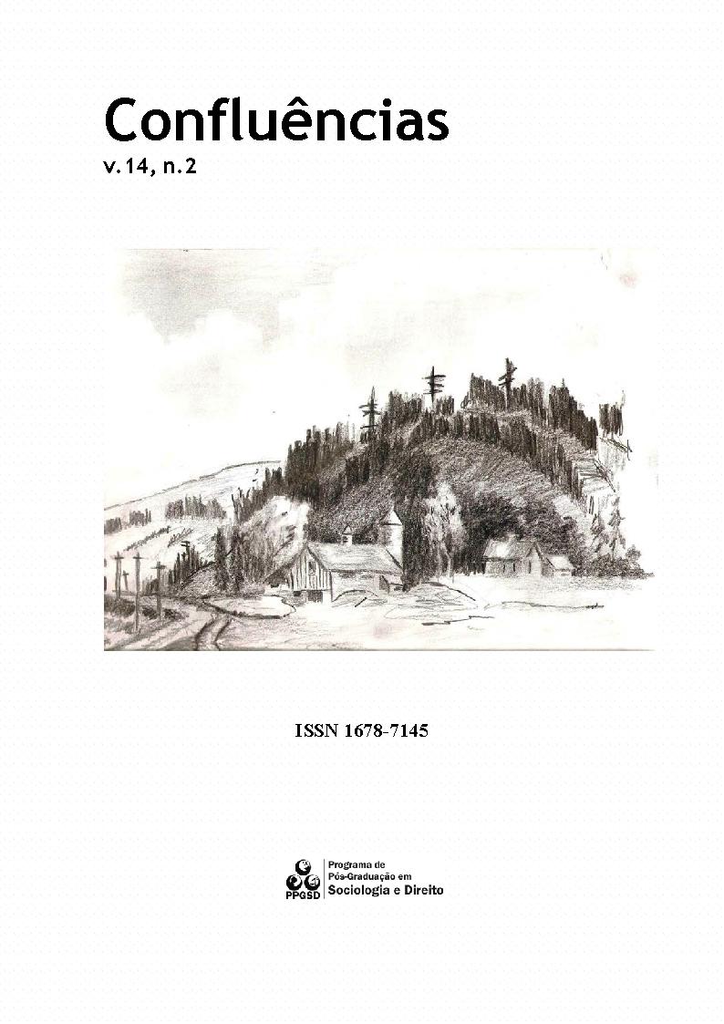 Visualizar v. 14 n. 2 (2012): Confluências