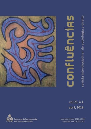 Visualizar v. 21 n. 1 (2019): CONFLUÊNCIAS
