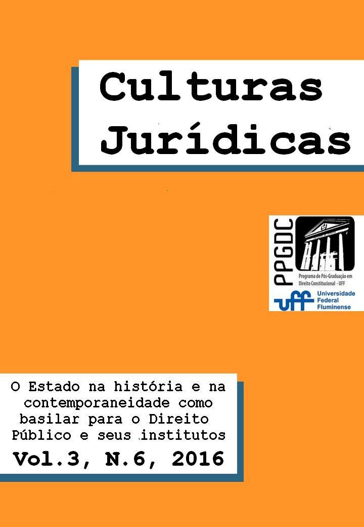 Volume 3, Número 6, 2016: O Estado na história e na contemporaneidade como basilar para o Direito Público e seus Institutos