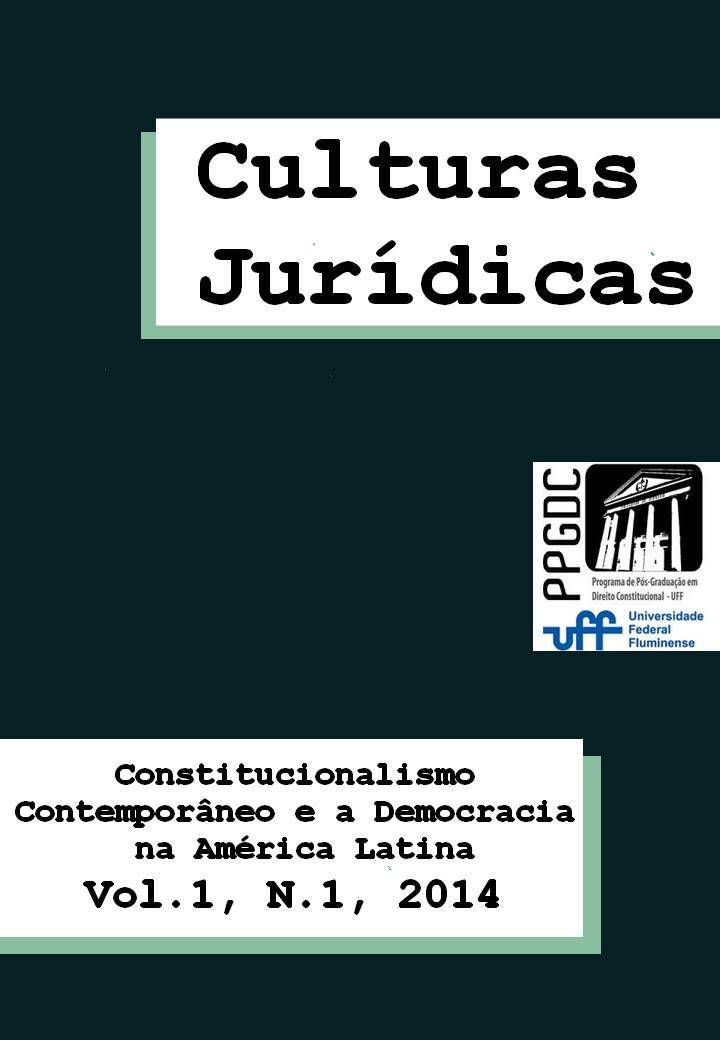 Volume 1, Número 1, 2014: Constitucionalismo Contemporâneo e a Democracia na América Latina