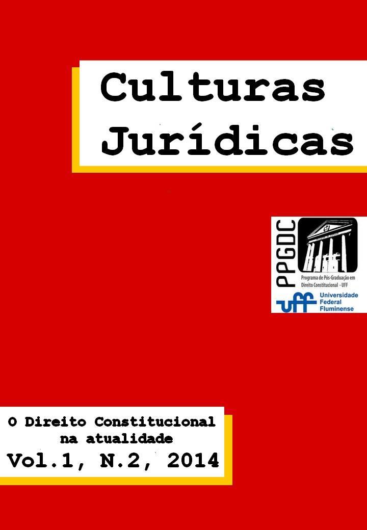 Volume 1, Número 2, 2014: O Direito Constitucional na Atualidade